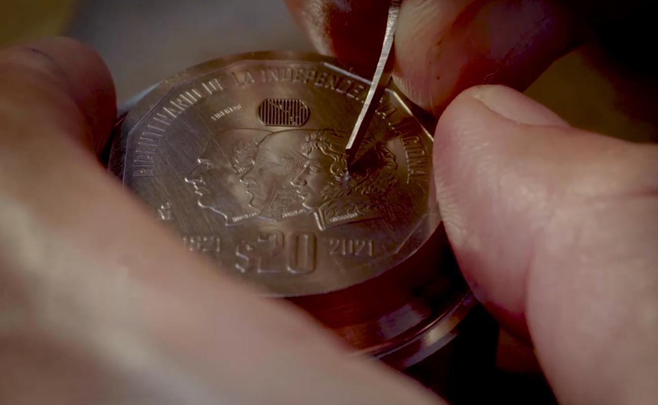Circulan tres monedas conmemorativas