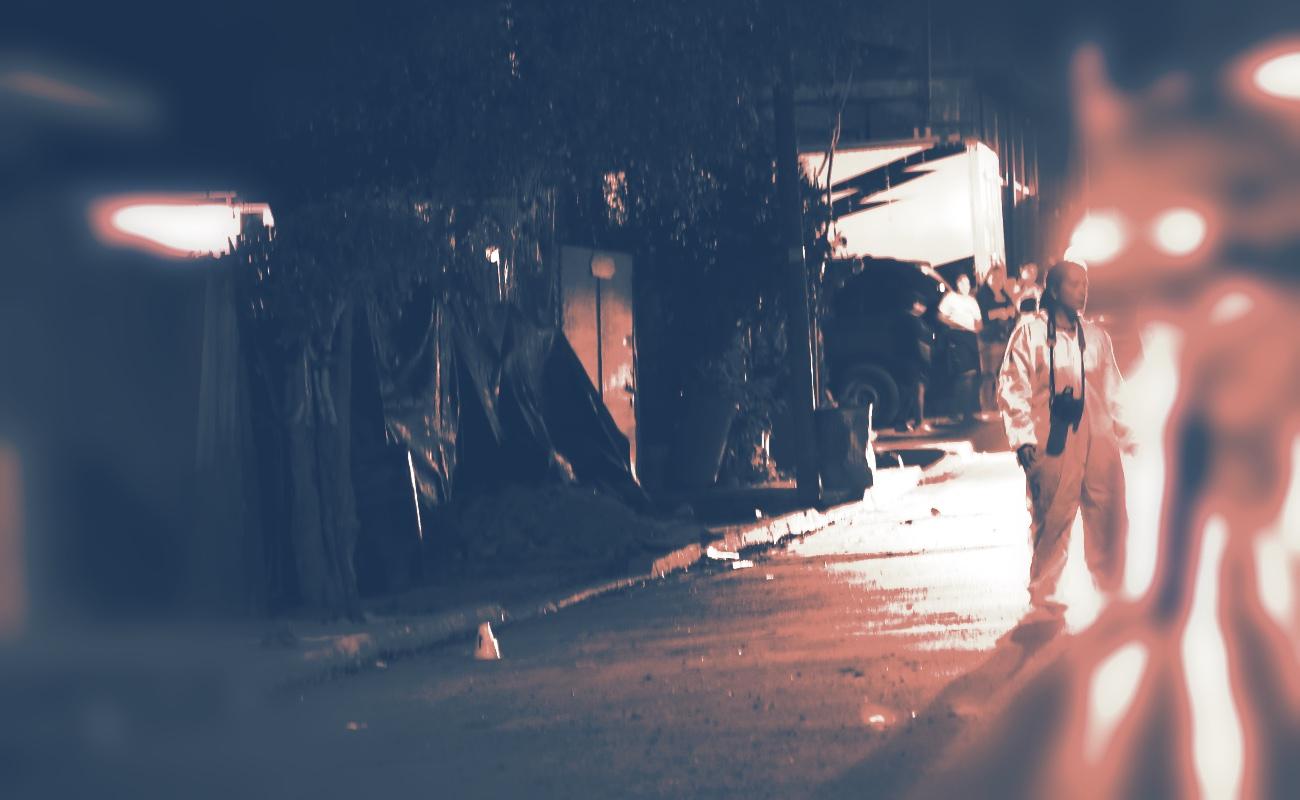 Asesinan a tres en Ensenada el jueves