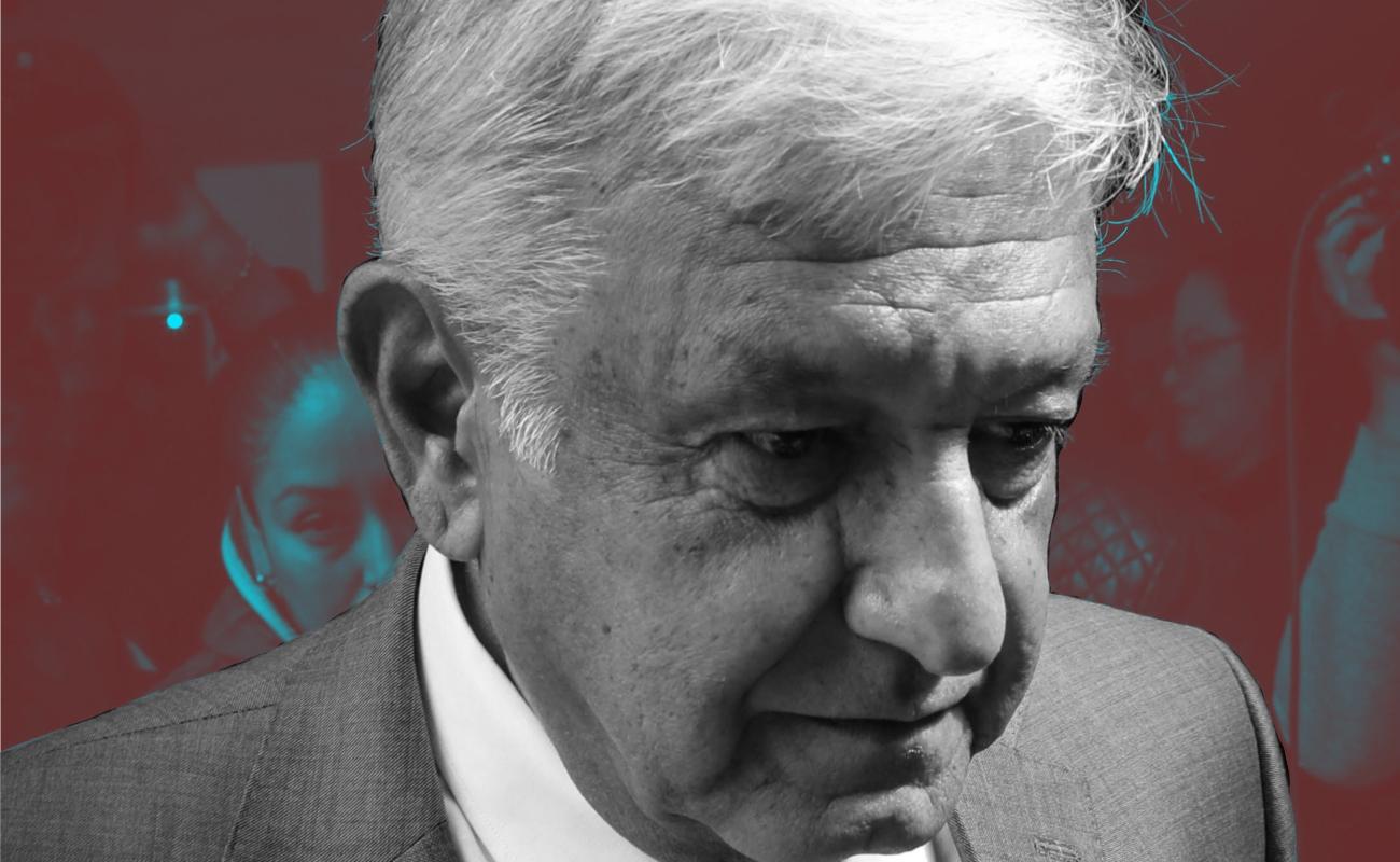 Multa a Morena es venganza del INE: AMLO