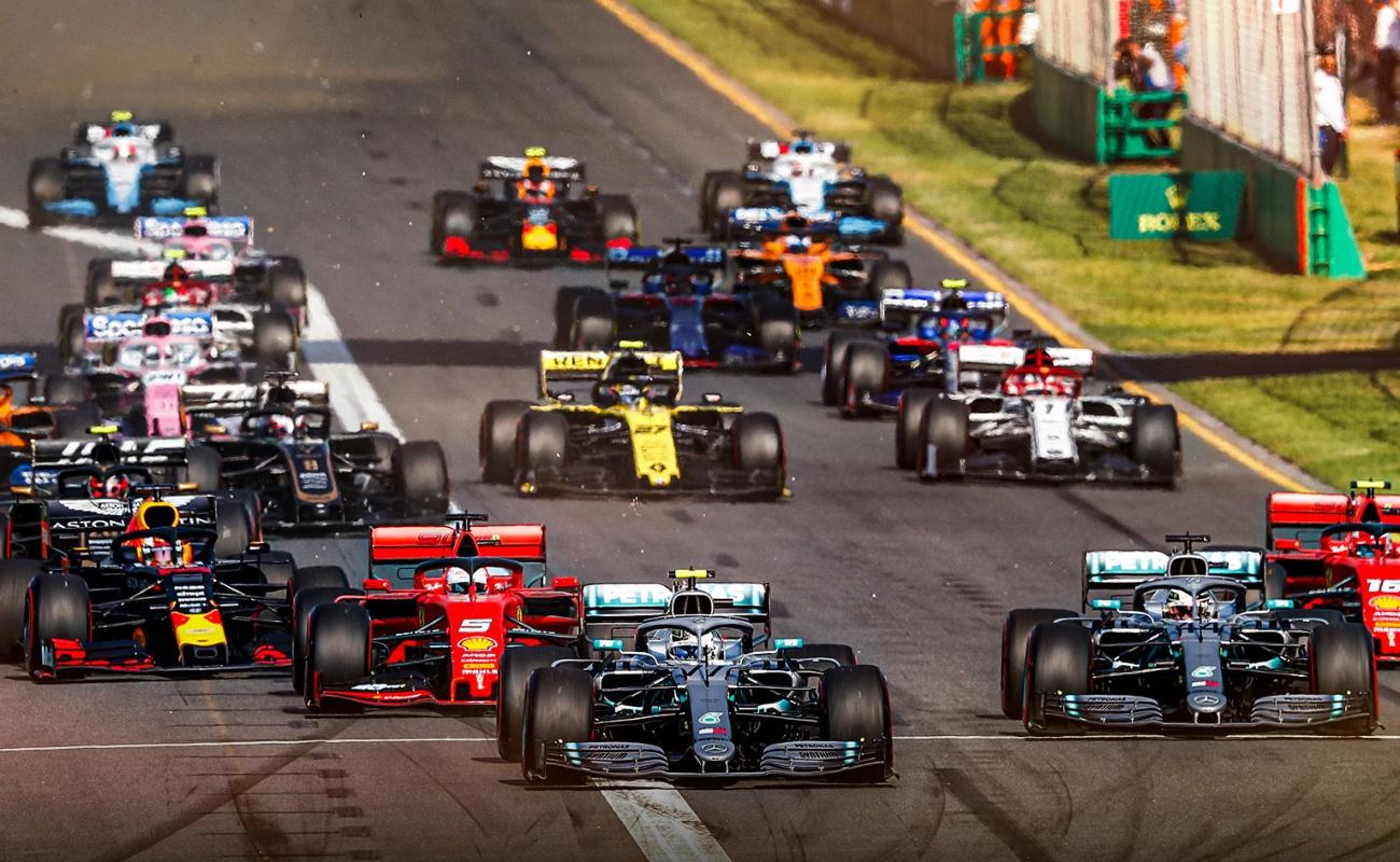 Cancela Fórmula Uno el Gran Premio de México 2020