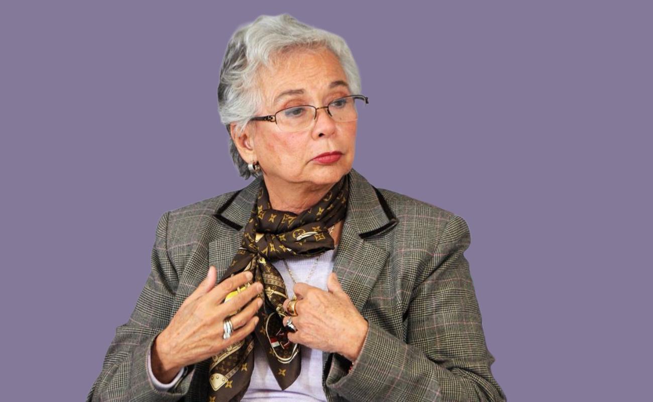 Sánchez Cordero de acuerdo con despenalización del aborto