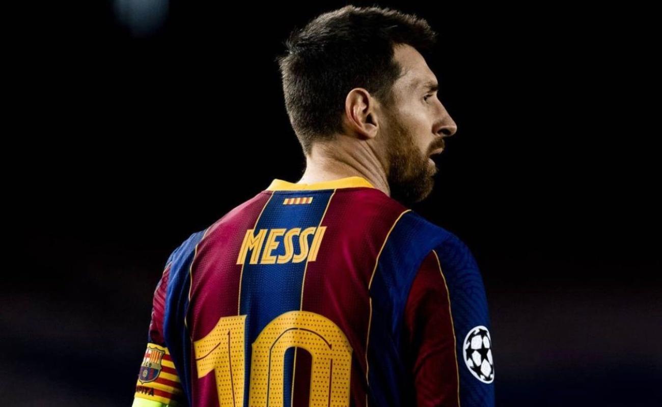 Anuncia Barcelona FC que Messi no permanecerá en el equipo