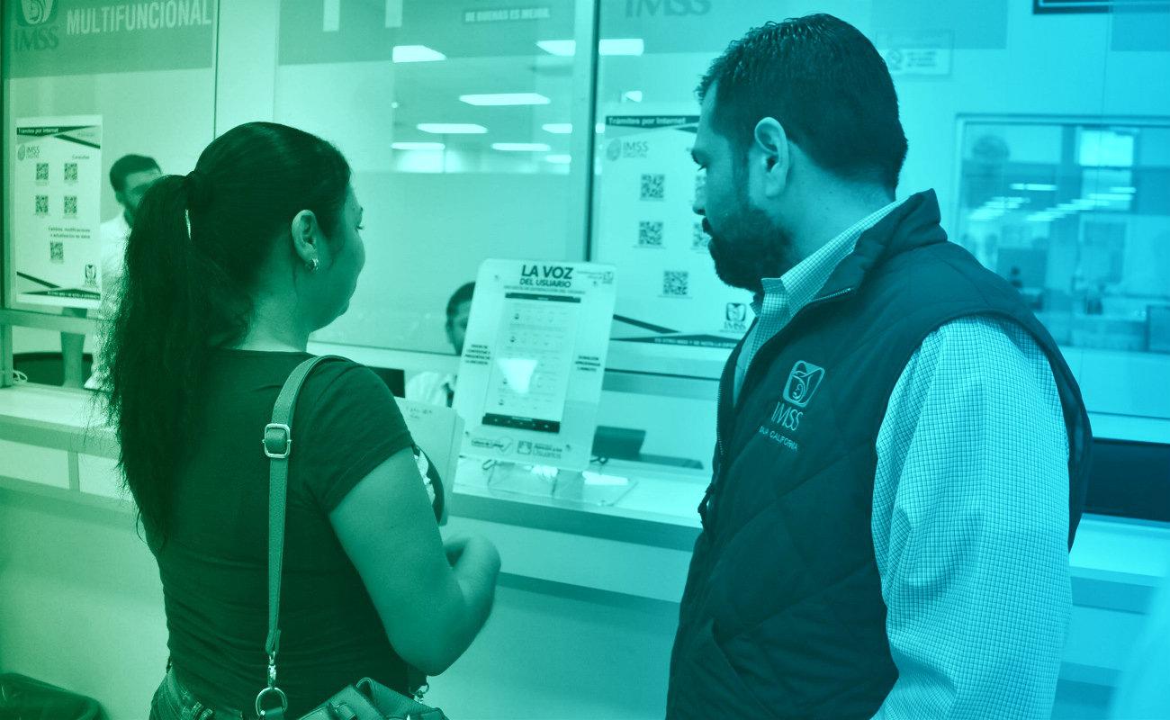 Sanciona IMSS a empleados por inadecuada atención a derechohabiencia