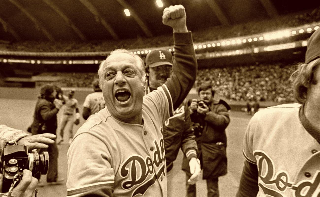 Muere el legendario Tom Lasorda, exmanager de los Dodgers.