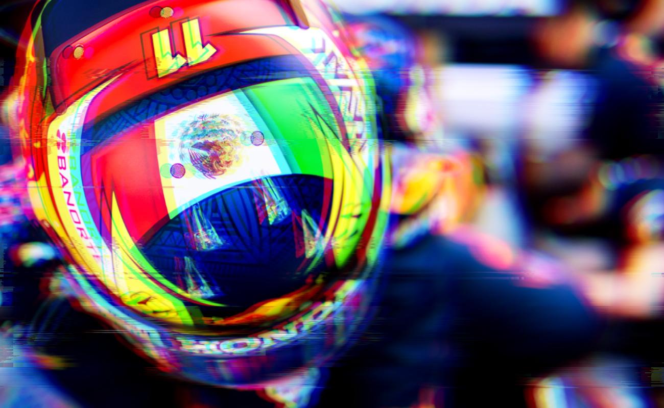 """Logra la quinta posición """"Checo"""" en su debut con Red Bull"""