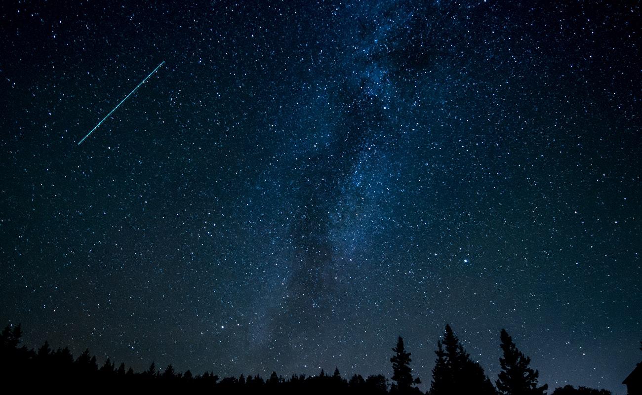 La lluvia de estrellas más intensa del año será jueves y viernes
