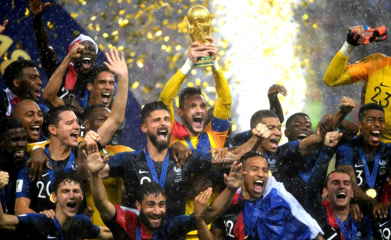 ¡Francia campeón del mundo! derrota a Croacia 4 a 2