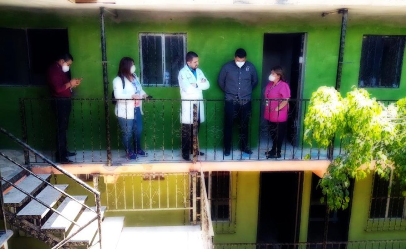 Preparan alojamientos en Zona Norte para personas sin hogar con Covid-19