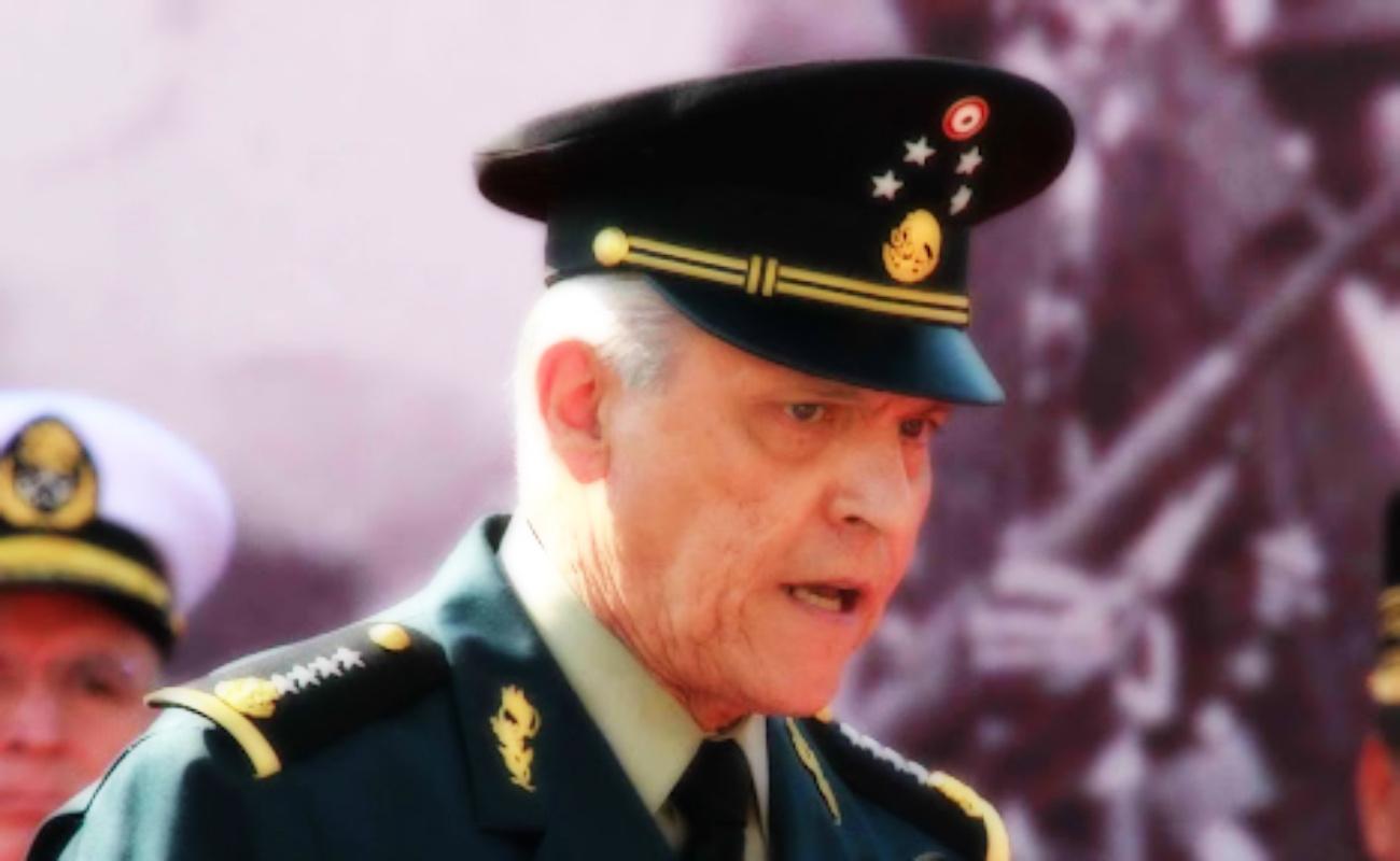 Detienen en Estados Unidos al General Cienfuegos, secretario de Defensa con Peña Nieto
