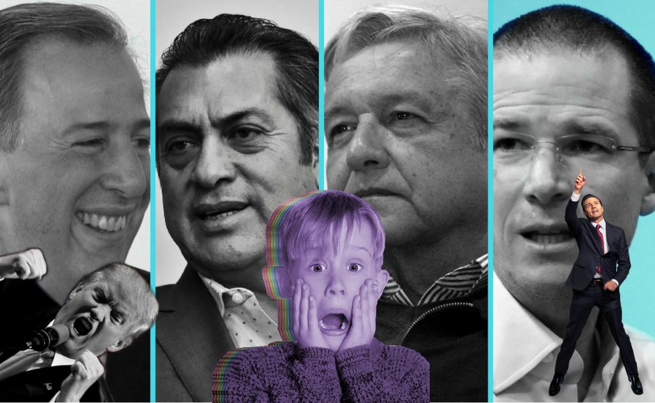 2018, un año de cambios y transformación política para México