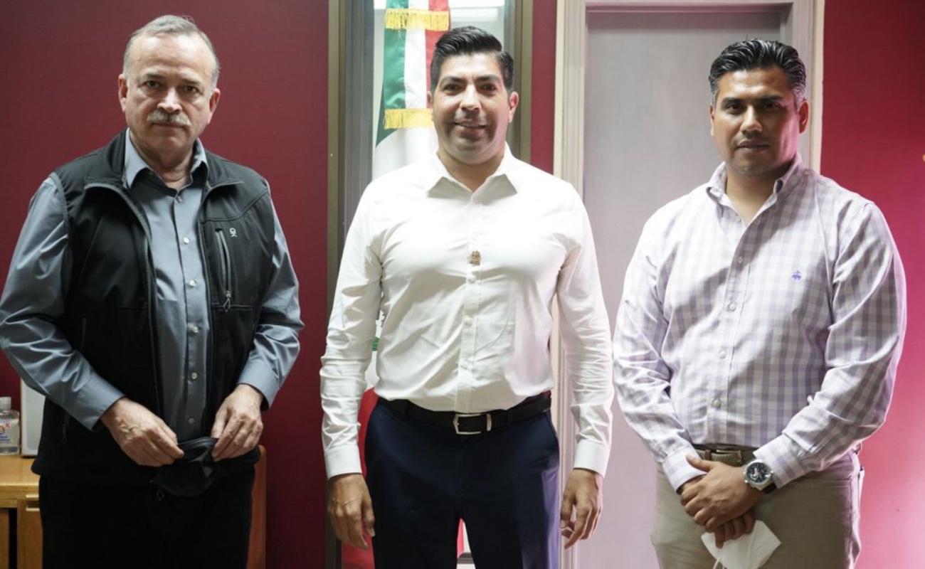 Oficializan nombramiento de Javier Vera al frente de la CESPE