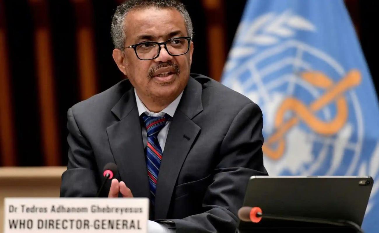 """Alerta OMS: pandemia está """"lejos de su final"""""""