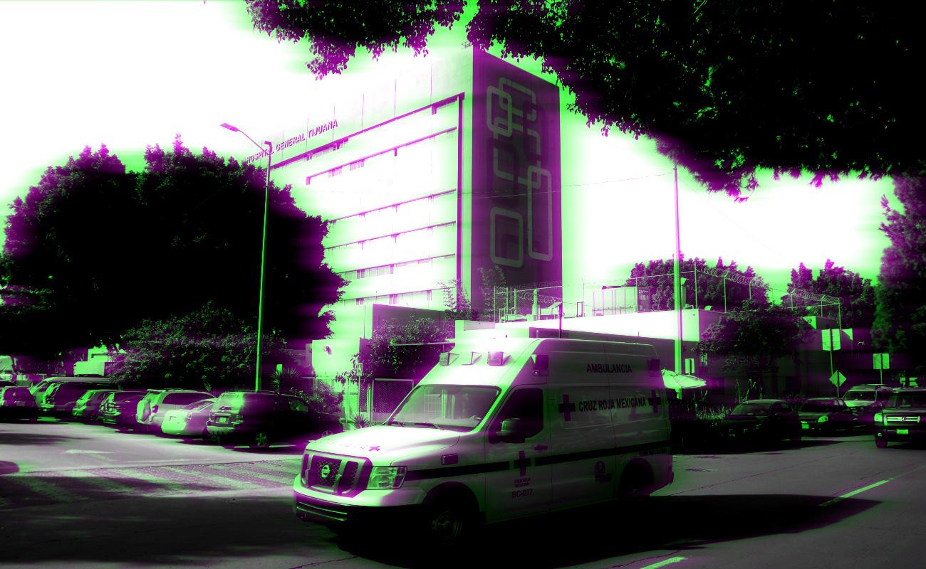 Persiste desabasto de medicamentos en el Hospital General de Tijuana