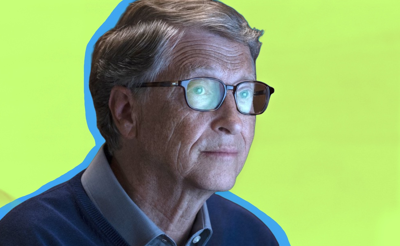 Asegura Bill Gates que México puede tener un futuro muy brillante sin el petróleo