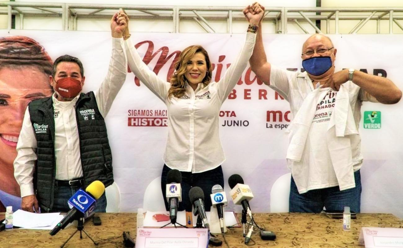 Se suma Alejandro Mungaray a Marina del Pilar