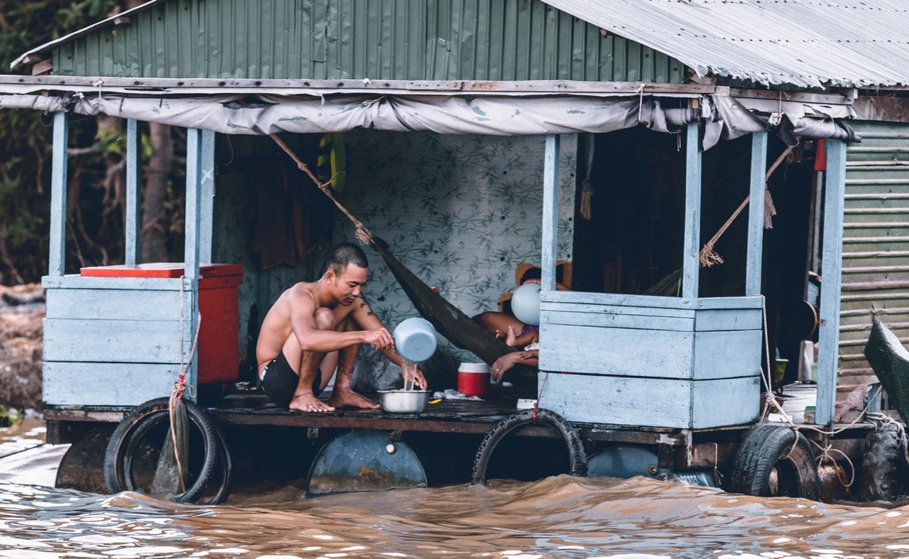 Pronostican un futuro de inundaciones