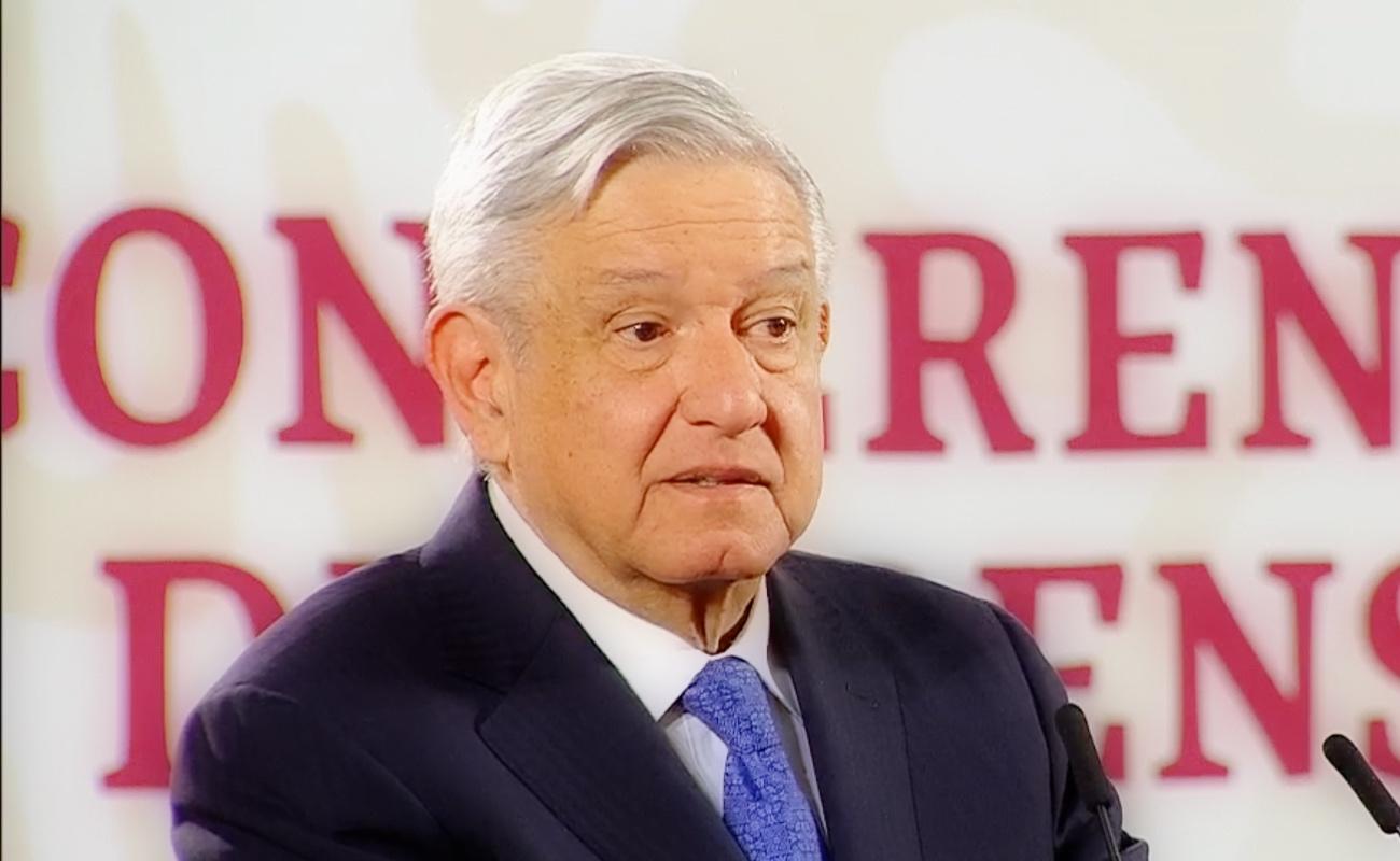 López Obrador da negativo a prueba de Covid-19