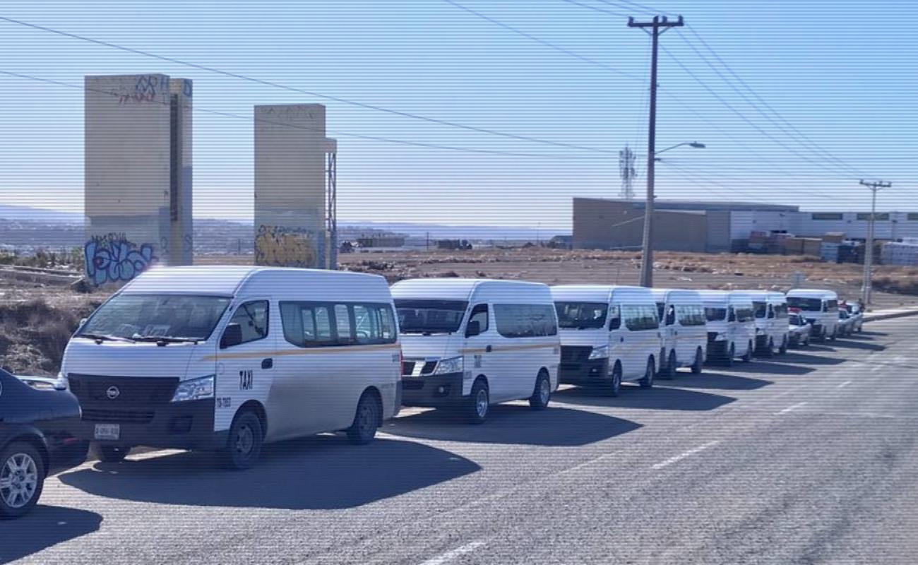 Más mil 700 unidades de transporte público sancionadas en Tijuana