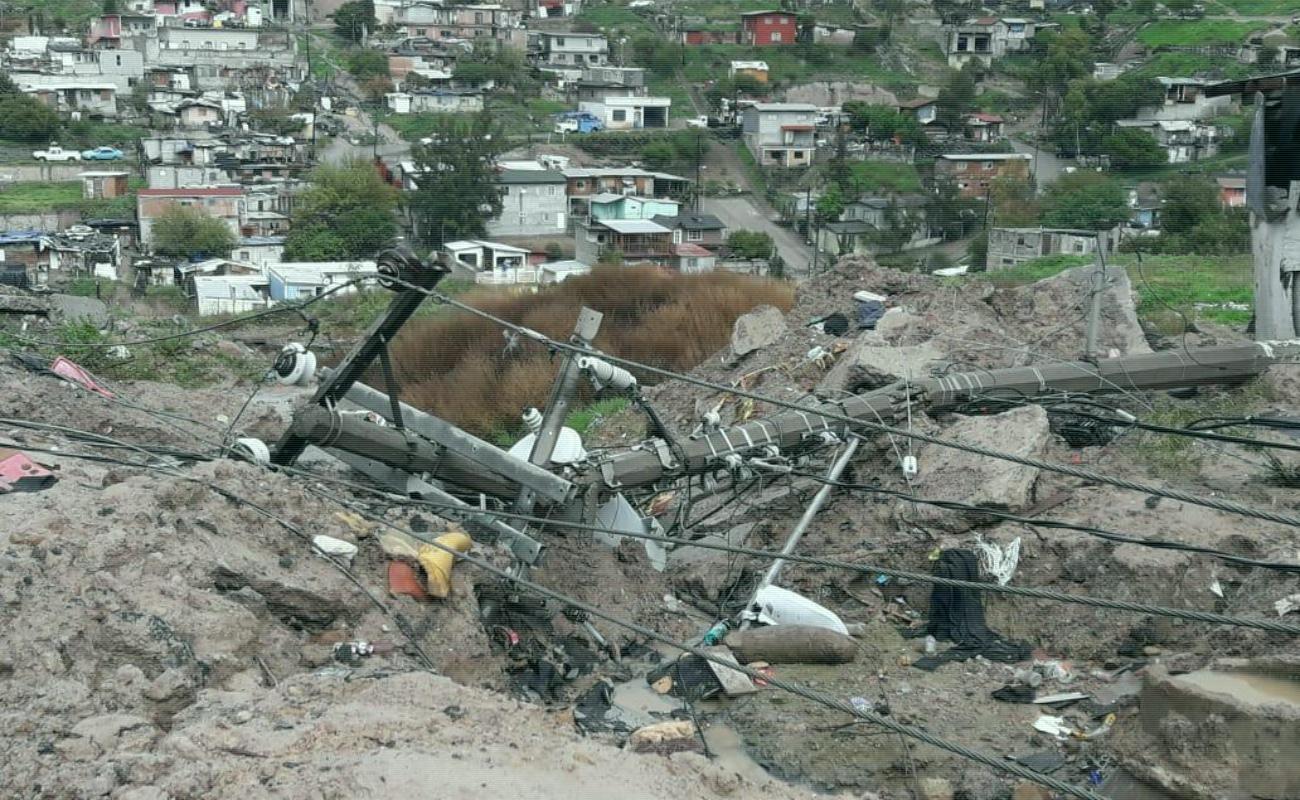 Afectados por colapso en Sánchez Taboada serían reubicados en área aledaña