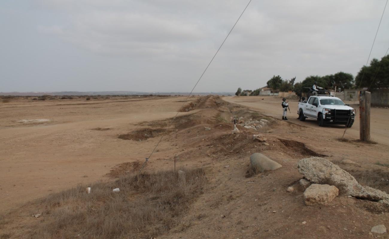 Inicia construcción de instalaciones para Guardia Nacional en el Sur de Ensenada