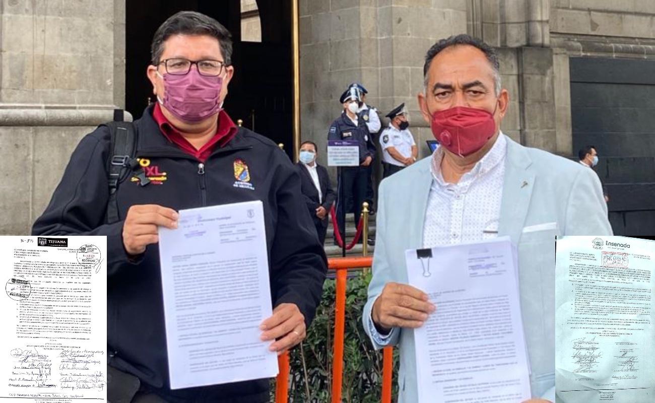 Se unen Mexicali, Tecate y Rosarito contra municipalización del agua
