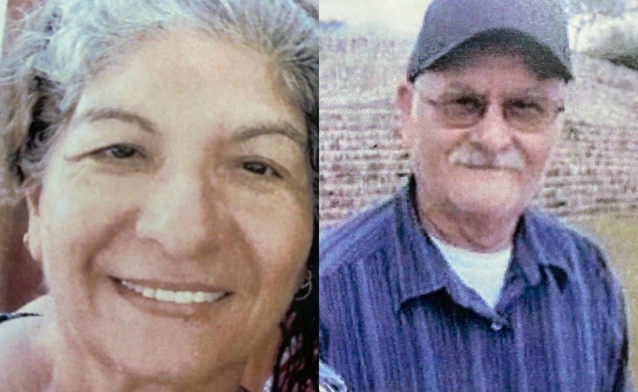 Pareja de abuelitos de California se encuentra desparecida