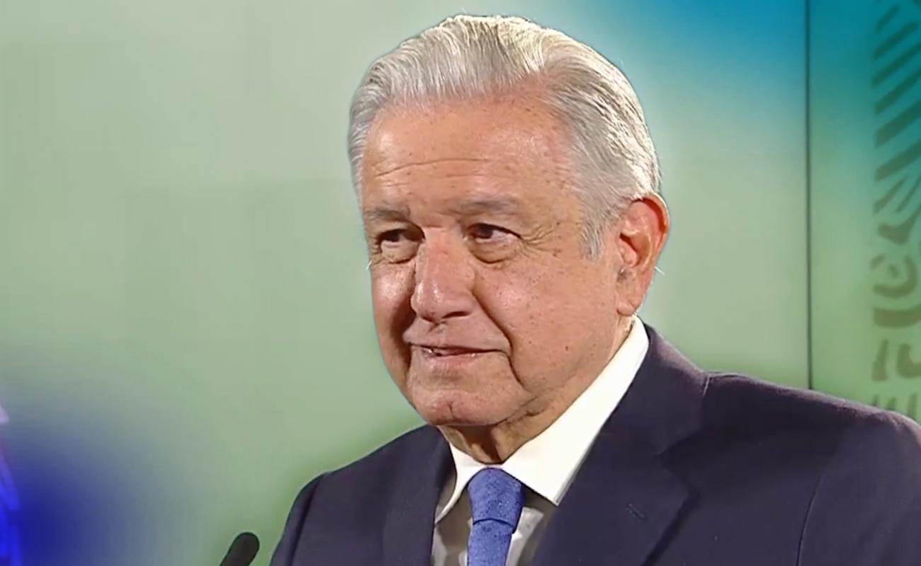 """Anuncia López Obrador que ya hay terrenos para """"echar andar"""" a Gas Bienestar"""