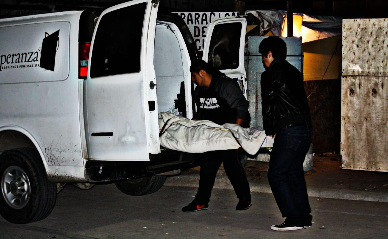 Primer homicidio de mujer en Tijuana en 2019; también ejecutaron a cuatro varones