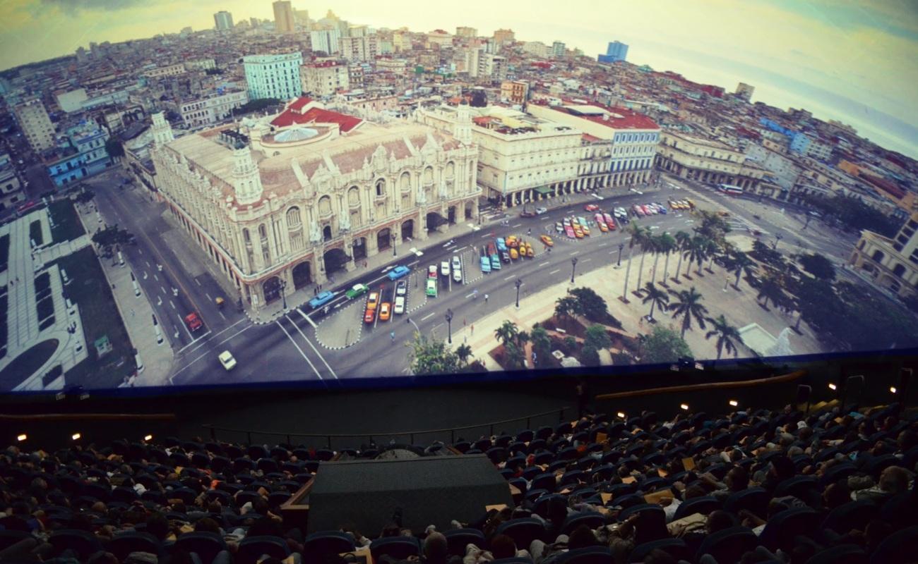 """Caile al IMAX del Cecut y celebra sus 36 años con """"Cuba. Un viaje al corazón del Caribe"""""""