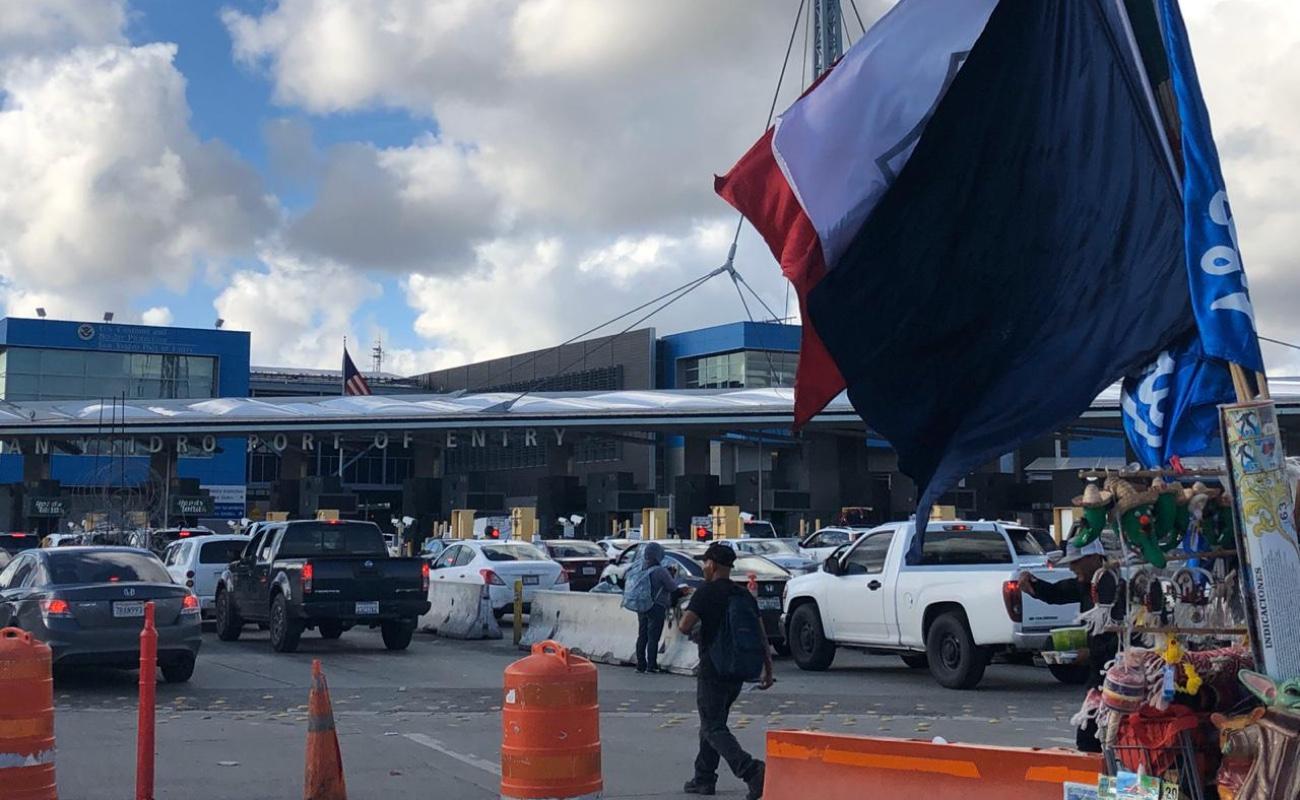 Seguirá cerrada la frontera con Estados Unidos para cruces NO esenciales