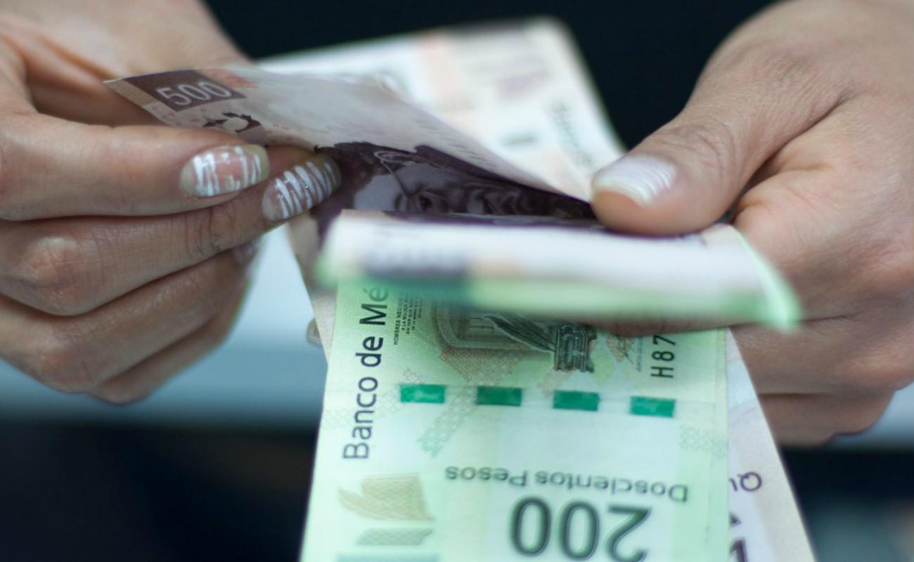Confirma Coparmex Salario Mínimo Fronterizo de 176.72 pesos diarios desde 1 de enero
