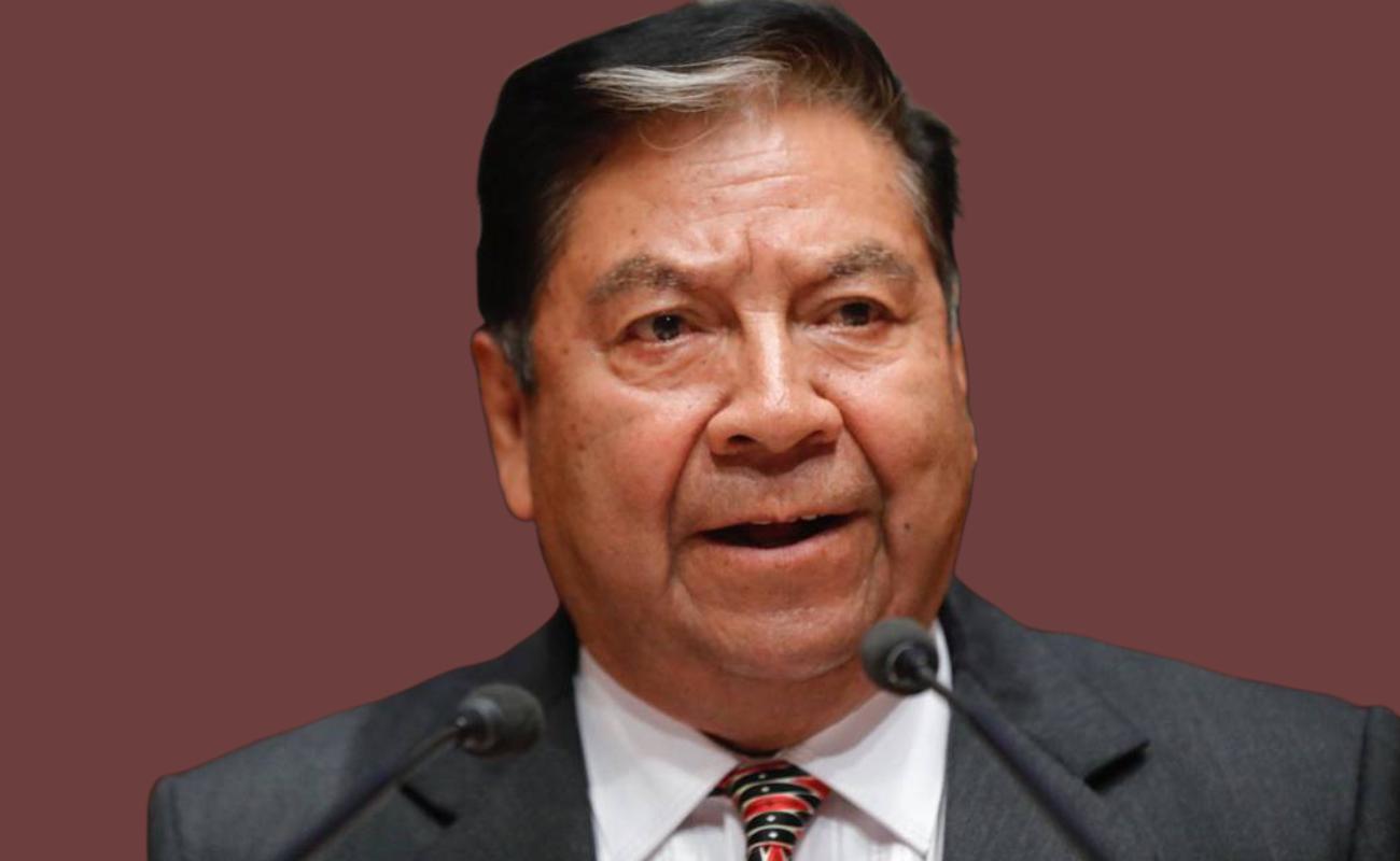 Joel Molina, senador de Morena, muere por Covid-19