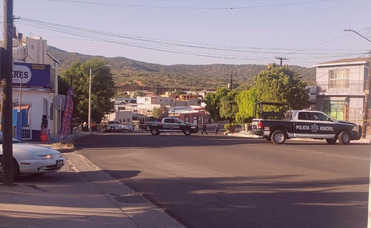 Condenan asesinato de escoltas de jefe policiaco en Tecate