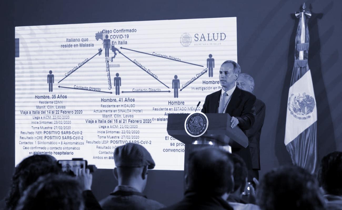 Salud mantiene vigilancia por casos importados de Covid-19