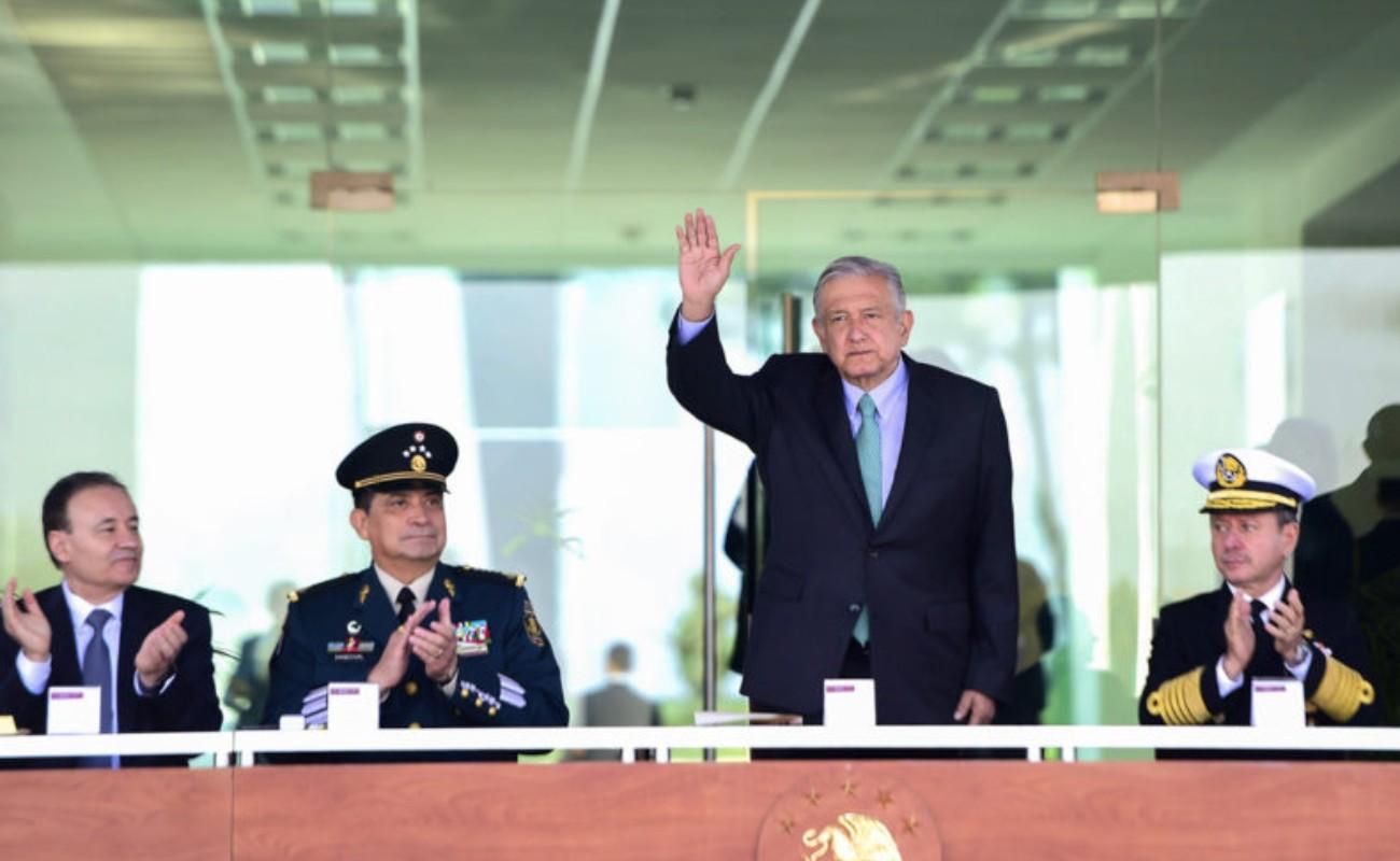 Critica AMLO obstáculos para avalar revocación de mandato