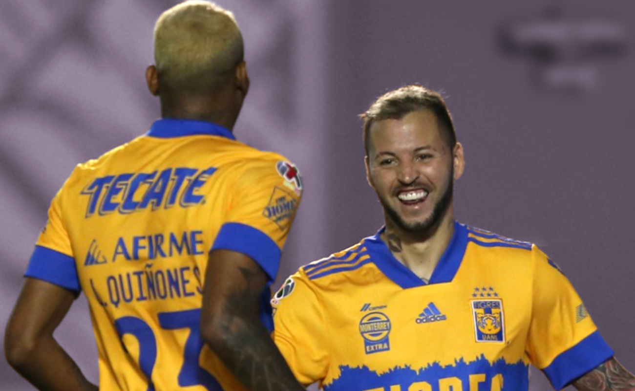 Tigres vence 3-2 a Xolos y le quita el invicto