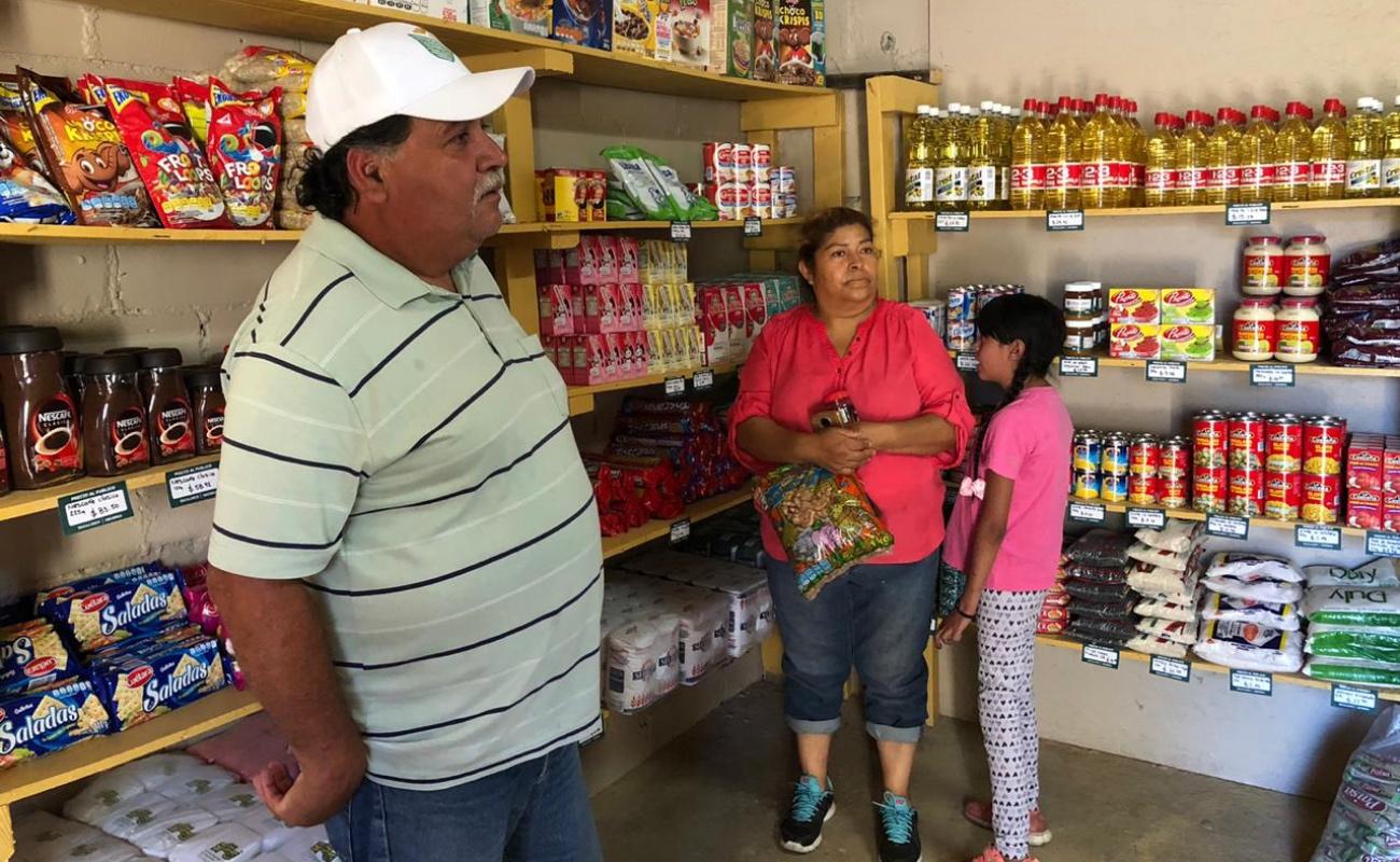 Inauguran nueva tienda Diconsa-Liconsa en Tecate