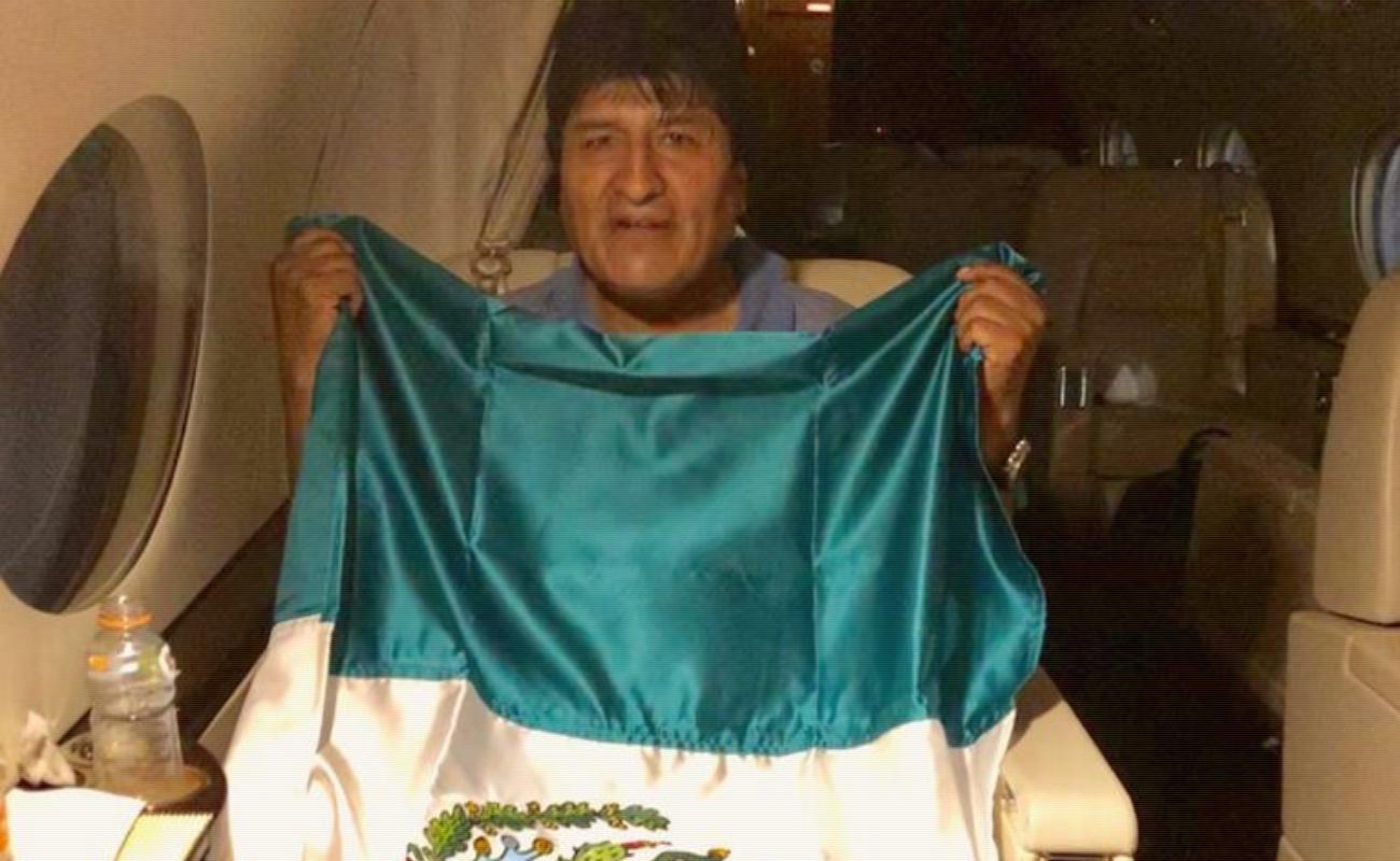 Esta mañana llega a México Evo Morales: canciller Ebrard