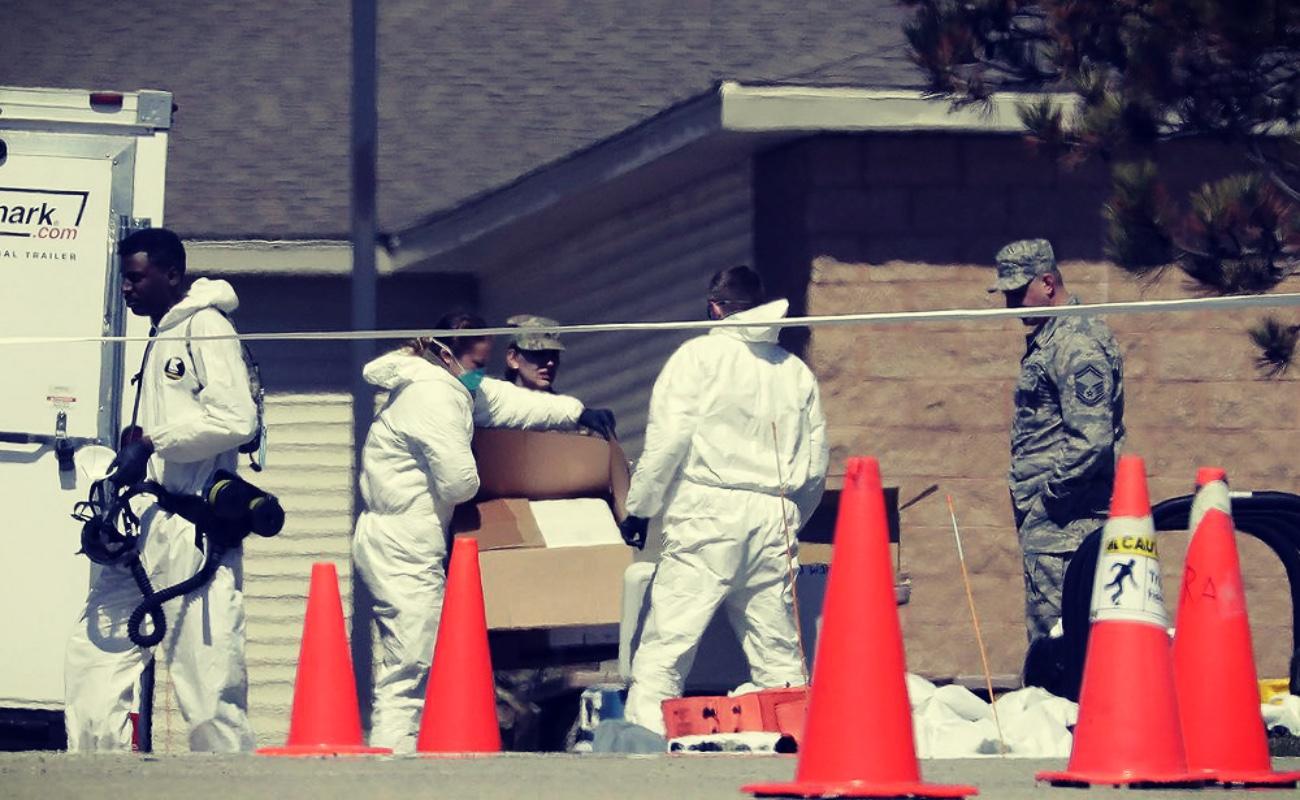California registra su día más mortal por Covid-19
