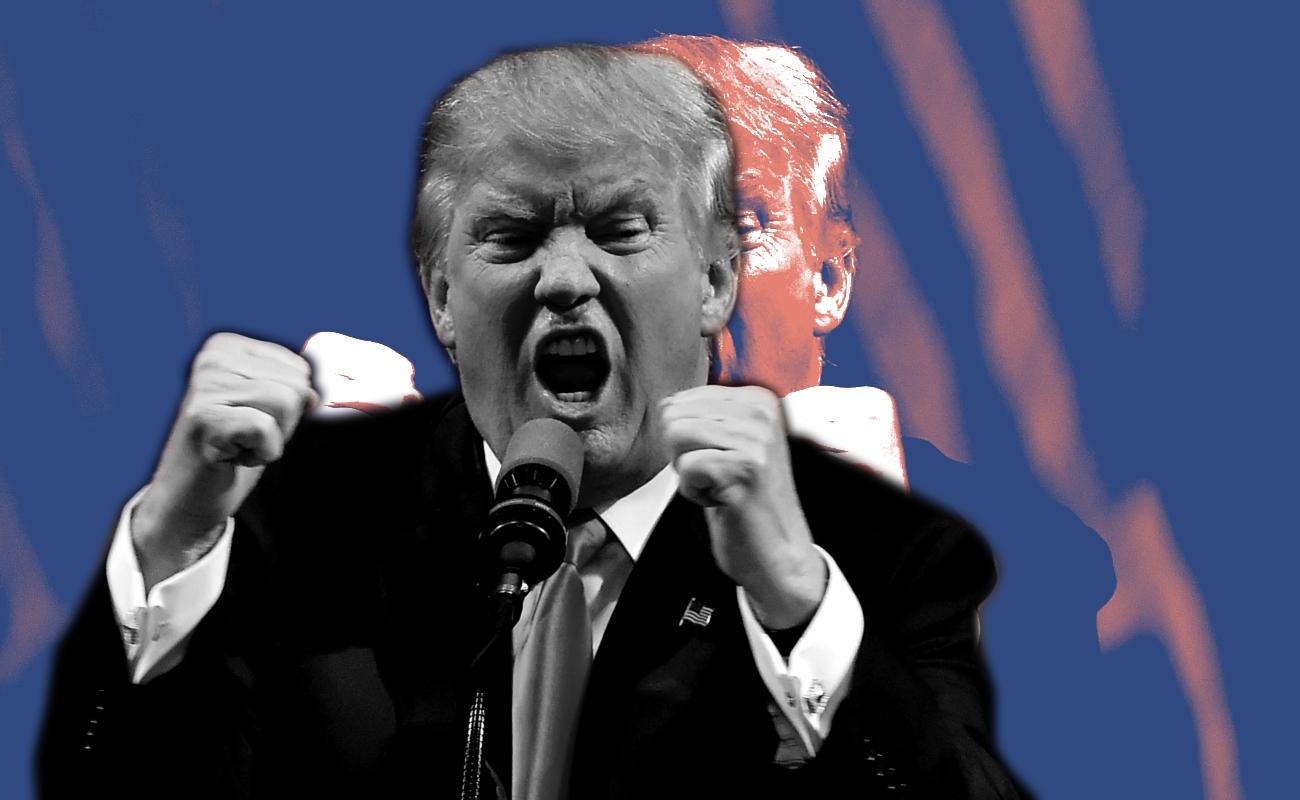 Trump quiere que demócratas autoricen dinero para muro; podría negociar con DACA