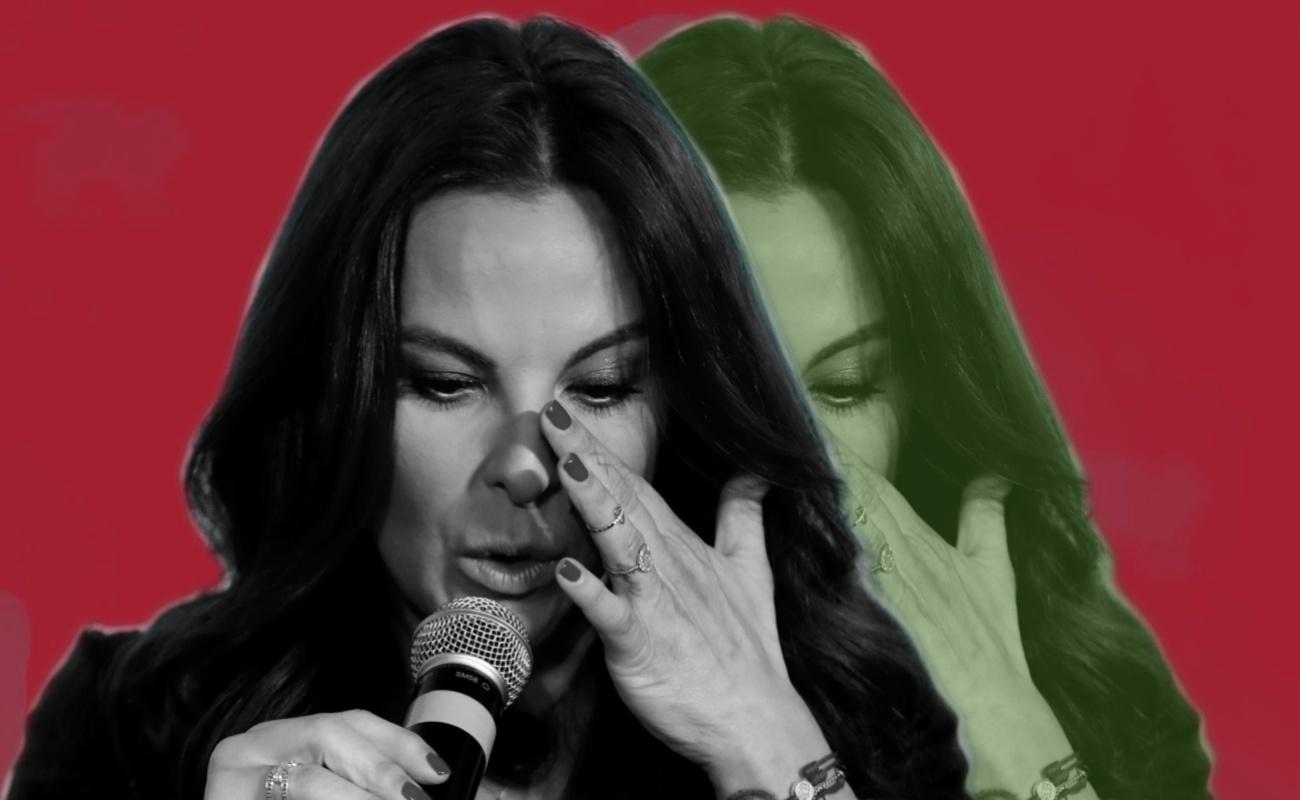 """""""Al Chapo hay que temerle;no confío en gobierno de AMLO: Kate del Castillo"""