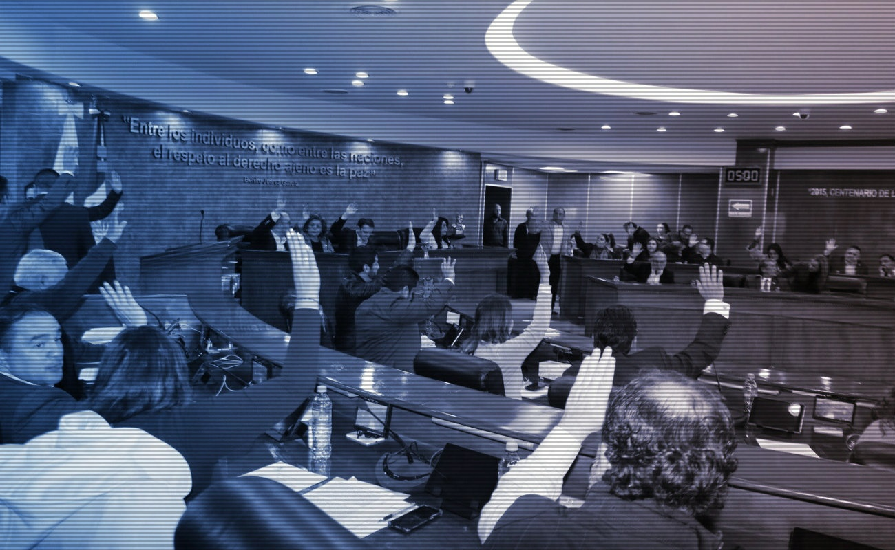 Diputados de BC ponen en riesgo democracia en México