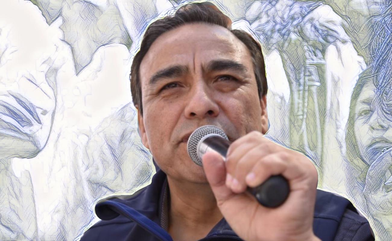 Julián Leyzaola va por la tercera… va por Tijuana