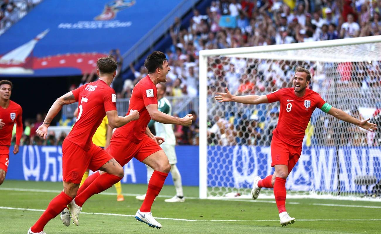 Inglaterra avanza a semifinales en Rusia 2018