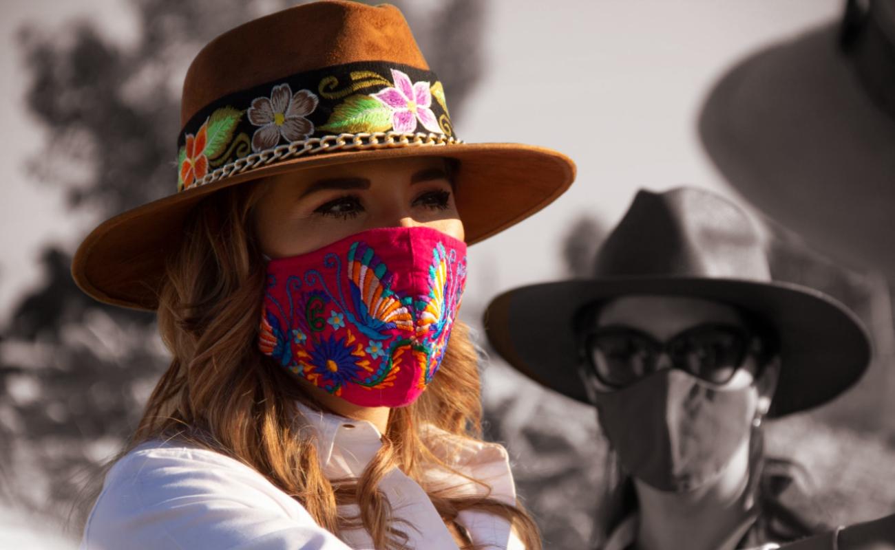 Marina iniciará su campaña con una ventaja contundente: Velázquez Meza