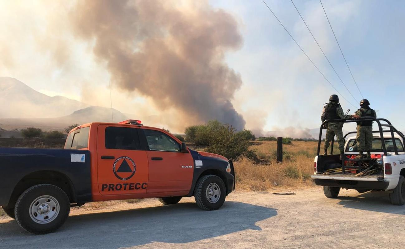Llaman a prevenir incendios forestales en la región