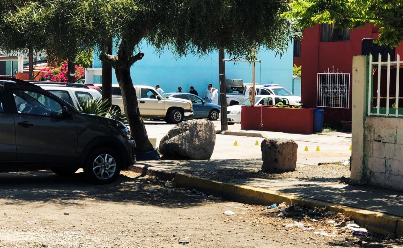 Ejecutan a Policía Municipal ametrosdeescuelaprimaria en Otay