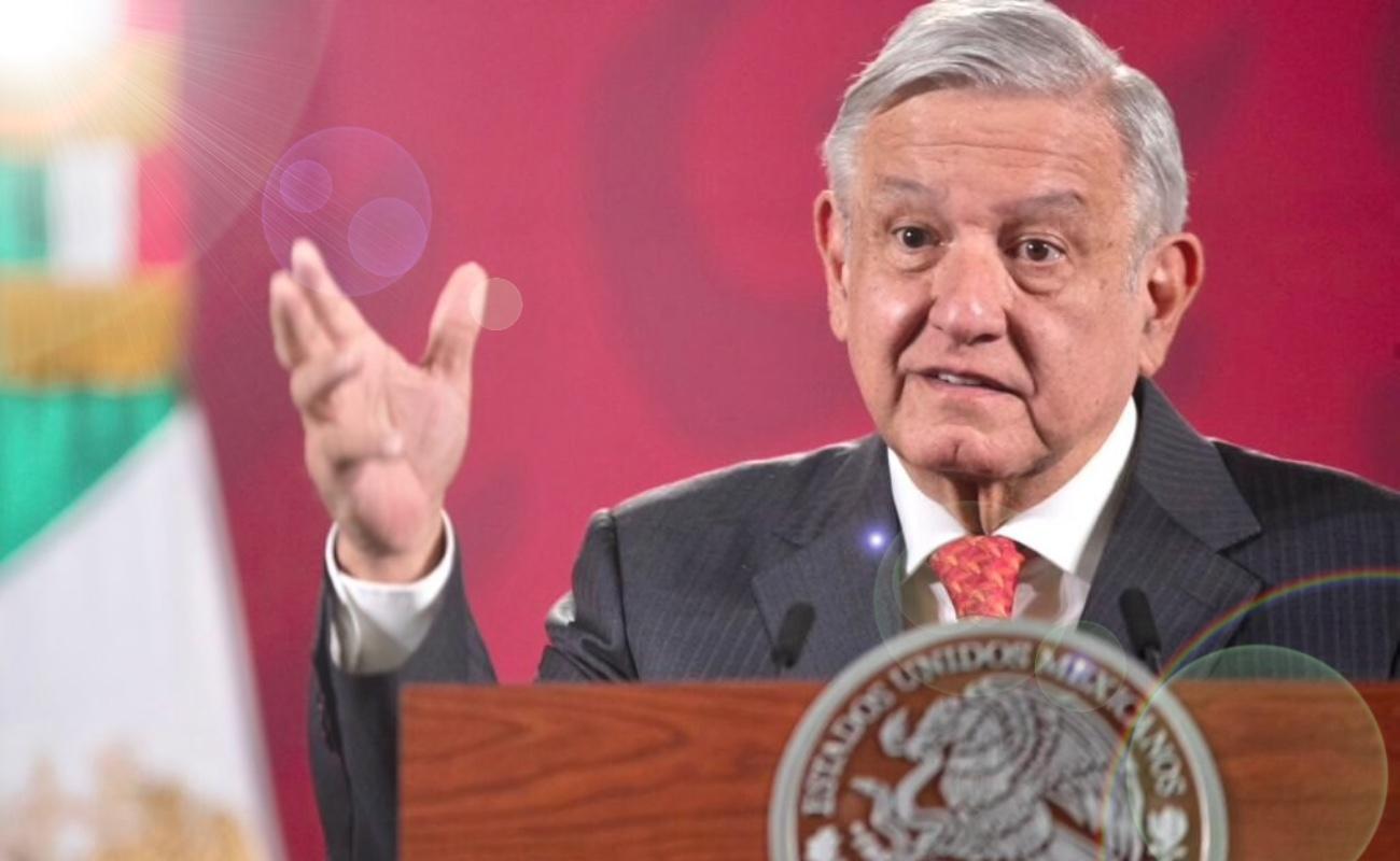 """""""Sigamos actuando con responsabilidad"""", pide López Obrador"""