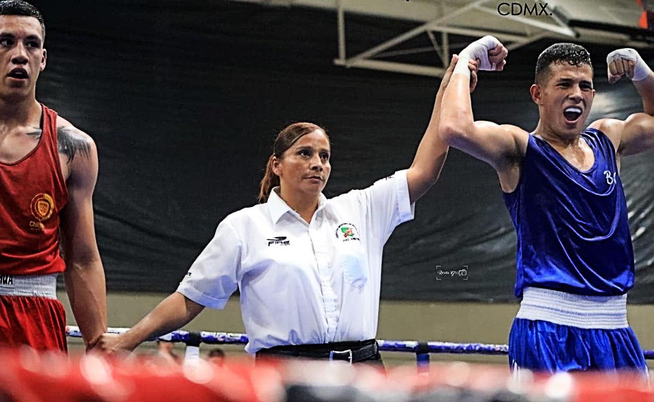 Boxeador bajacaliforniano clasifica a Juegos Panamericanos Lima 2019