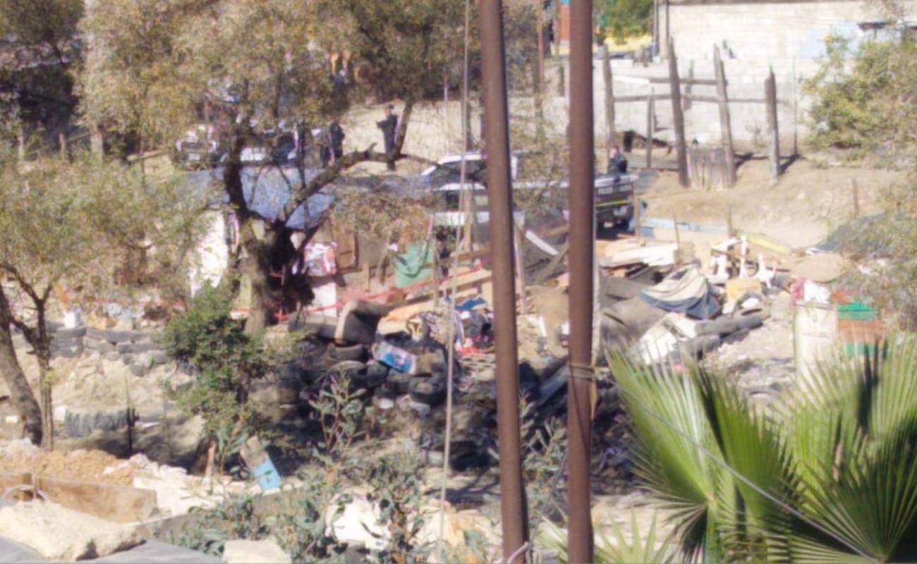 Hallan muerta a una mujer, maniatada, en el arroyo de la Munguía